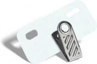 Fastener Name Tag, Pin Back fastener adapter